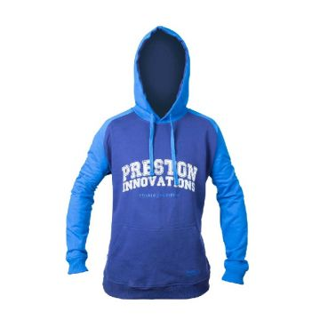 Prestoninno Preston Innovations Hoodie navy blauw vistrui Large
