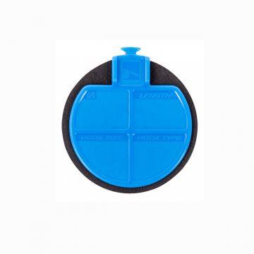 Prestoninno Revalution Spools zwart - blauw visdoos