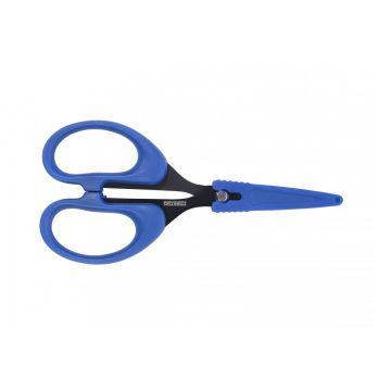 Prestoninno Rig Scissors zwart - blauw klein vismateriaal