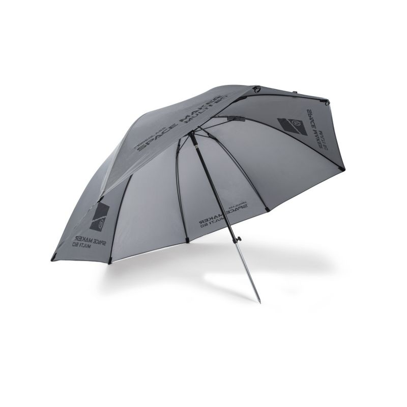 Prestoninno Space Maker Multi Brolly gris  60 Inch