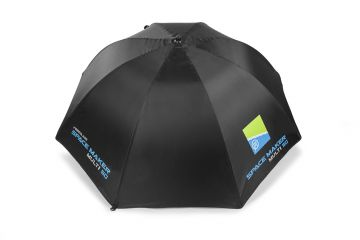 Prestoninno Space Maker Multi Brolly zwart visparaplu 50 Inch