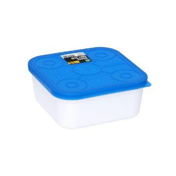 Prestoninno White Bait Tubs wit - blauw madendoos 2.00pt