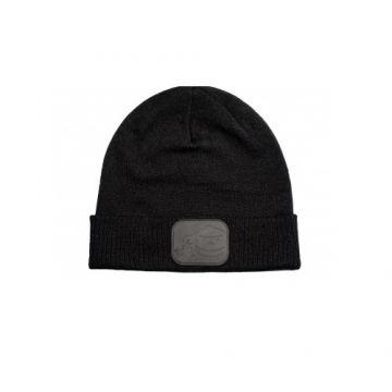 Ridgemonkey APEarel Dropback Beanie Hat black muts One Size