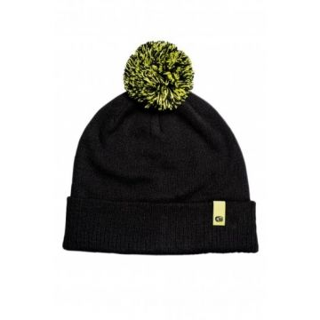 Ridgemonkey APEarel Dropback Bobble Hat black muts One Size