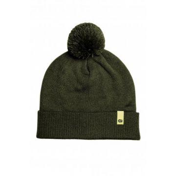 Ridgemonkey APEarel Dropback Bobble Hat green muts One Size