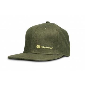 Ridgemonkey APEarel Dropback Snapback Cap groen pet Uni