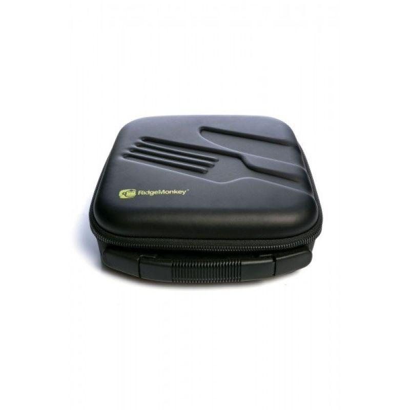Ridgemonkey GorillaBox Toaster Case zwart X-large