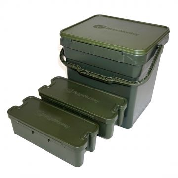 Ridgemonkey Modular Bucket System groen visemmer X-large