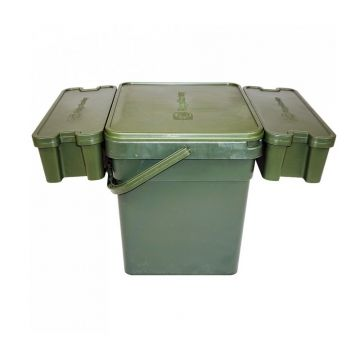 Ridgemonkey Modular Bucket System groen visemmer