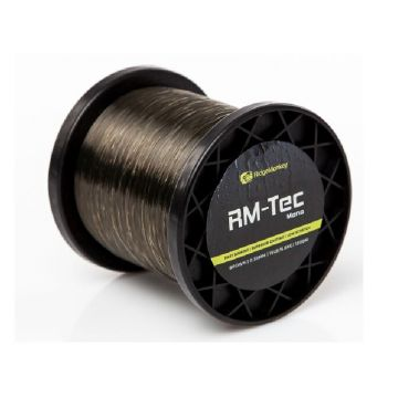 Ridgemonkey RM-Tec Mono bruin karper visdraad 0.35mm 1200m