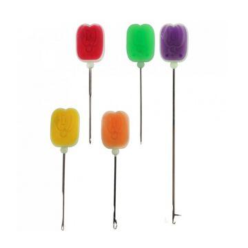 Ridgemonkey RM-Tec Needle Set 5-kleuren karper rig accessoire