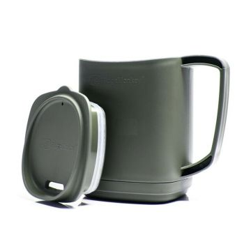 Ridgemonkey ThermoMug gunmetal green 400ml