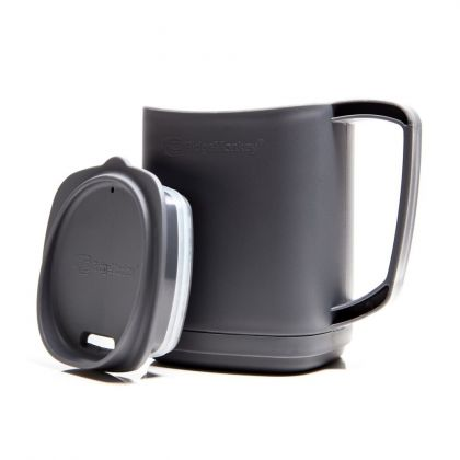 Ridgemonkey ThermoMug gunmetal grey 400ml