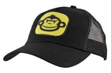 Ridgemonkey Trucker Cap zwart pet Uni