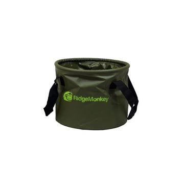 Ridgemonkey Water Bucket MK2 groen visemmer