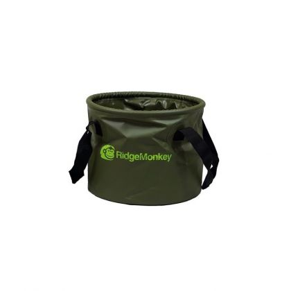 Ridgemonkey Water Bucket MK2 groen visemmer 15l