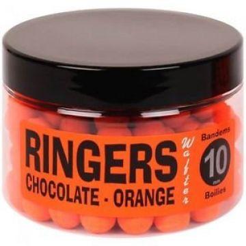 Ringers Wafters Orange oranje witvis mini-boilie 10mm