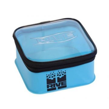 Rive Bac EVA Carré blauw - groen - zwart foreltas witvistas Medium