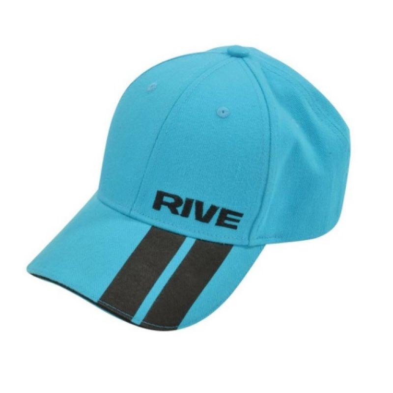 Rive Casquette Blue-Noir blauw - zwart pet Uni