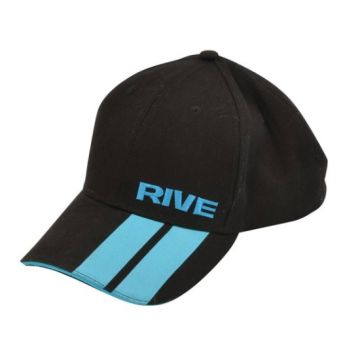 Rive Casquette Noir-Blue blauw - zwart pet Uni