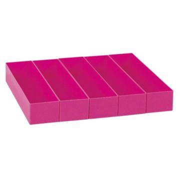 Rive Godets Pour Casier 60MM roze witvis