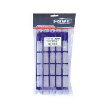 Rive Plioir Violet 1x5 violet onderlijn plankje 26x2.4cm