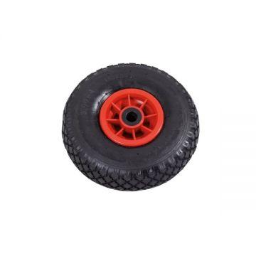 Rive Roue Chariot A Rouleaux zwart - rood witvis  26cm