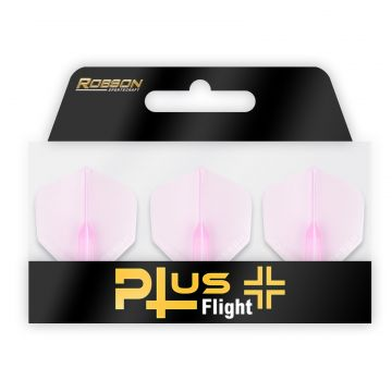 Robson Plus Flight Standard crystal clear pink