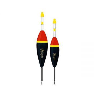 Rox Night Floats Seabass rood - zwart - blauw zeevis visdobber 34g