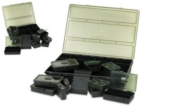 Royale System Fox Box Large groen karper visdoos