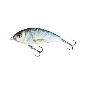 Salmo Fatso Floating real dace roofvis kunstaas 10cm 48g
