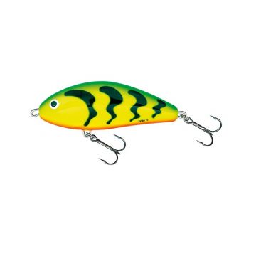 Salmo Fatso Floating green tiger roofvis kunstaas 10cm 48g