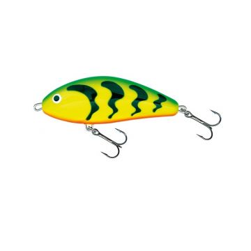 Salmo Fatso Floating GREEN TIGER roofvis kunstaas 14cm 85g