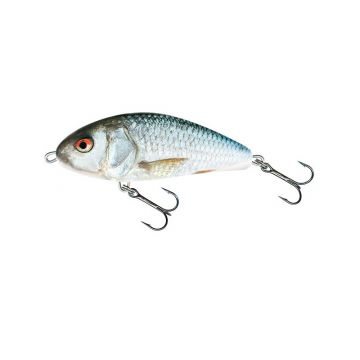 Salmo Fatso Sinking REAL DACE roofvis kunstaas 10cm 52g
