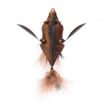 Savagegear 3D Bat bruin roofvis kunstaas 7cm 14g