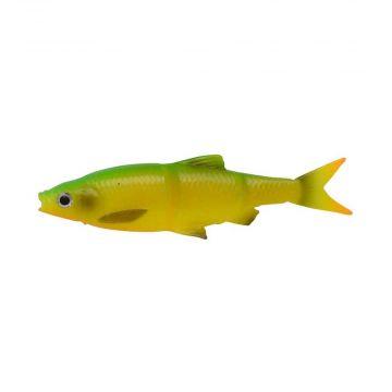 Savagegear 3D Roach Swim N Jerk fire tiger shad 7.5cm 4g