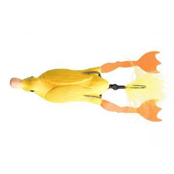 Savagegear 3D The Fruck S geel roofvis kunstaas 7.5cm 15g