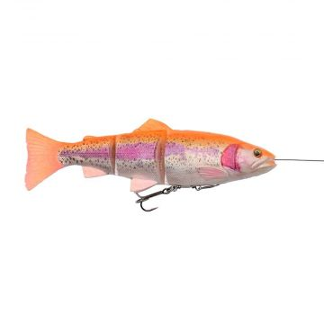 Savagegear 4D Line Thru Trout MS GOLDEN ALBINO shad 15cm 40g