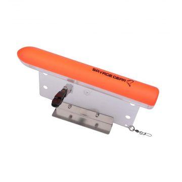 Savagegear Multipurpose Paravane oranje roofvis klein vismateriaal Left
