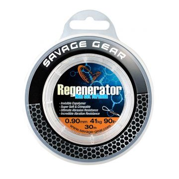 Savagegear Regenerator Mono clear visdraad 0.60mm 30m