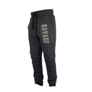 Savagegear SG Simply Savage Joggers grijs visbroek Medium