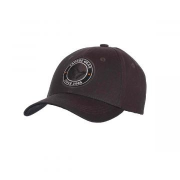 Savagegear Simply Savage Badge Cap zwart - wit pet Uni