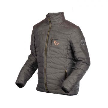 Savagegear Simply Savage Lite Jacket grijs visjas Medium