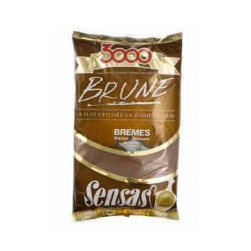 Sensas 3000 Brune Brasem 1kg brun