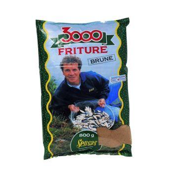 Sensas 3000 Friture Brune 1kg bruin witvis visvoer