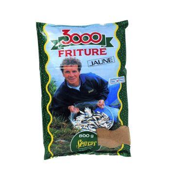 Sensas 3000 Friture Jaune 1kg geel witvis visvoer