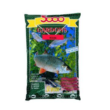Sensas 3000 Gardon Rouge 1kg rood witvis visvoer