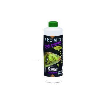 Sensas Aromix Gros Poissons Maïs Sucré - aas liquid 500ml
