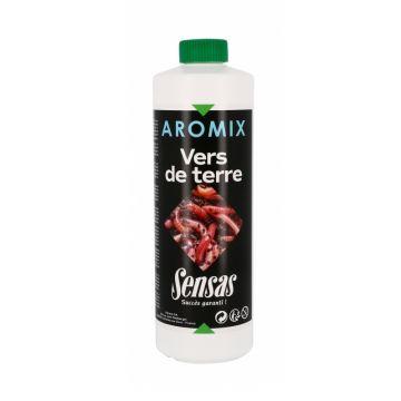 Sensas Aromix Vers De Terre - aas liquid 500ml
