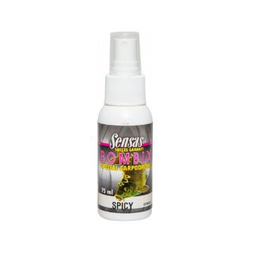 Sensas Bombix Spicy - witvis visadditief 75ml